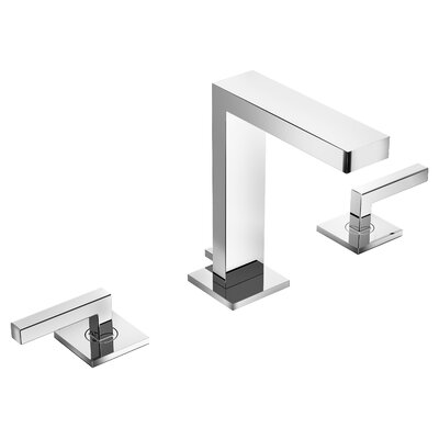 Duro Double Handle Triple Mount Widespread Faucet Product Photo