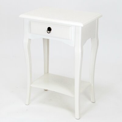 Classic French End Table by Wayborn
