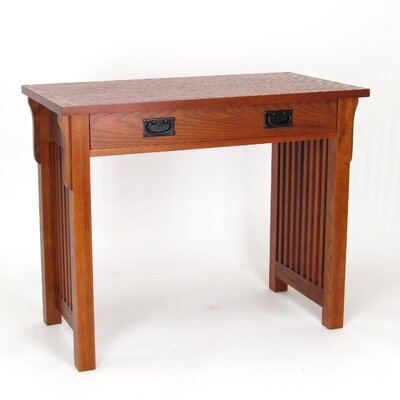 J1s Writing Desk with Drawer by Wayborn