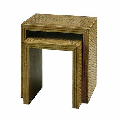 2 Piece Nesting Tables by Wayborn