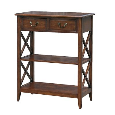 Eiffel 2 Drawer Nightstand by Wayborn