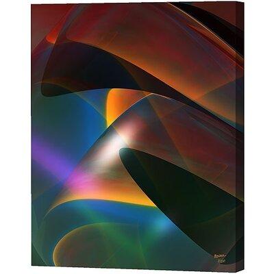 Menaul Fine Art Robusta Limited Edition by Scott J. Menaul Framed Graphic Art