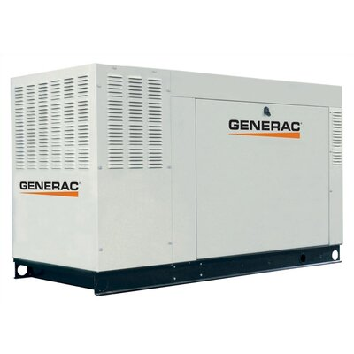 60 Kw Liquid-Cooled Single Phase 120/240 V Propane Standby Generator with CSA, EPA Compliance ...