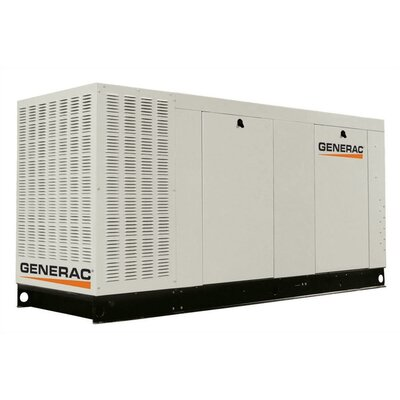 Generac 70 Kw Liquid-Cooled Single Phase 120/240 V Propane Standby Generator with CSA, EPA Compliance in Aluminum