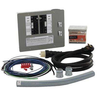 Generac 50 Amp Manual Transfer Switch