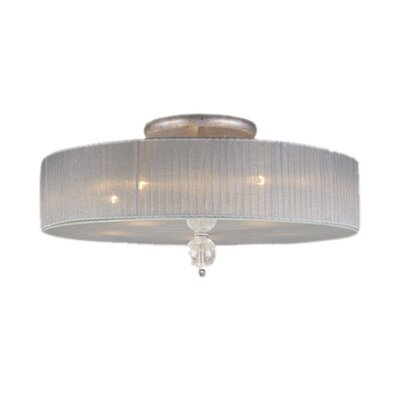 Alexis 5 Light Semi-Flush Mount Product Photo