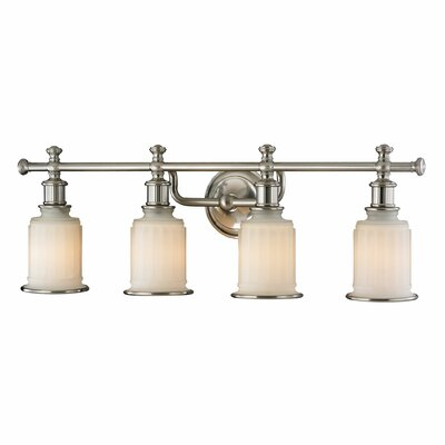 Acadia 4 Light Bath Vanity Light Product Photo