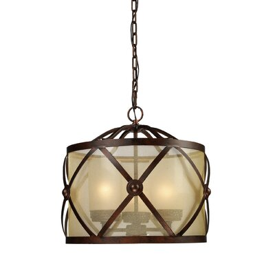 Cumberland 3 Light Chandelier Product Photo