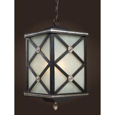 Elk Lighting Chaumont 1 Light Outdoor Hanging Lantern