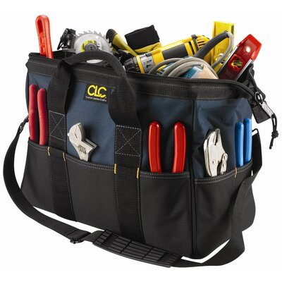 CLC 22-Pocket Tool Bag by Platt