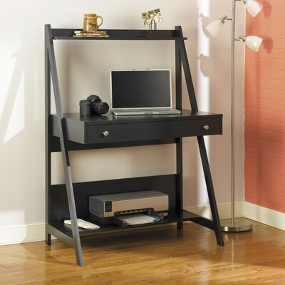 Bush Furniture My Space Easy Alamosa Ladder Writing Desk