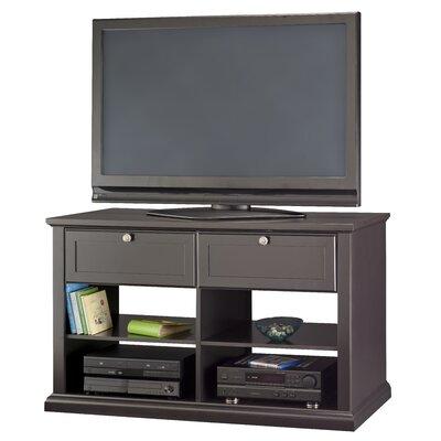 Bush Furniture Pemberley Sofa Height TV Stand