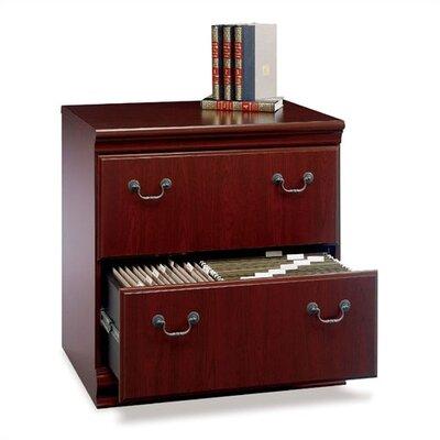Bush Furniture Birmingham 2-Drawer Lateral File