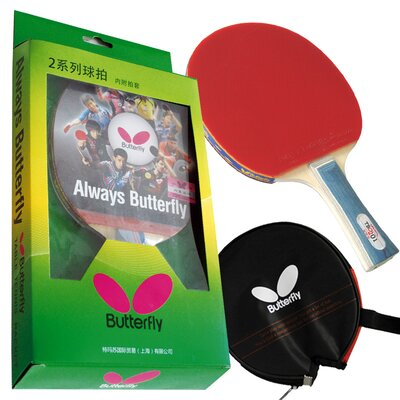 Butterfly Butterfly 201 Shakehand Table Tennis Racket
