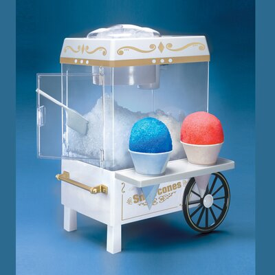 Nostalgia Electrics Carnival Snow Cone Maker