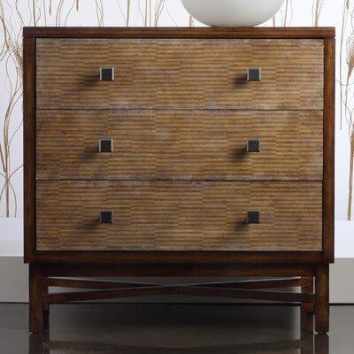 Hooker Furniture Melange Ashton 3 Drawer Chest