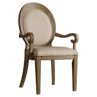 Corsica Arm Chair by Hooker Furniture