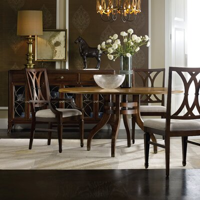 Hooker Furniture Palisade Dining Table Reviews Wayfair