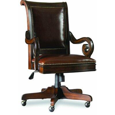 European Renaissance Tilt Swivel Chair by Hooker Furniture