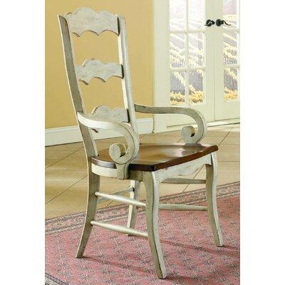 Summerglen Ladderback Arm Chair by Hooker Furniture