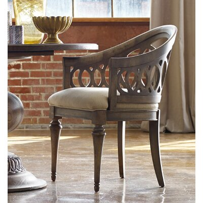 Melange Cambria Arm Chair by Hooker Furniture