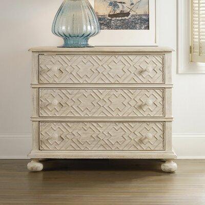 Sunset Point Bachelor's 3 Drawer Media Chest by Hooker Furniture