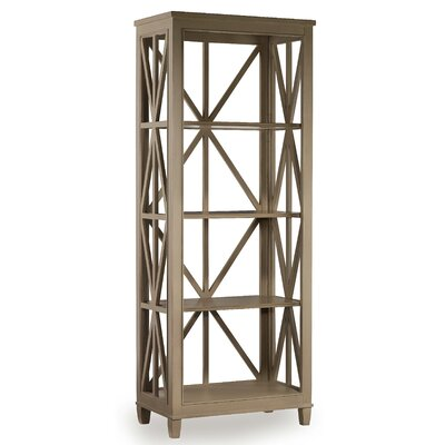 Melange Curio Cabinet by Hooker Furniture