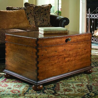 Coffee Table Trunk with Lift Top by Hooker Furniture