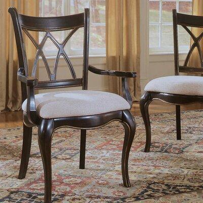 Hooker Furniture Preston Ridge Double X-Back Arm Chair