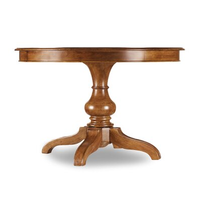 Sanctuary Extendable Dining Table by Hooker Furniture