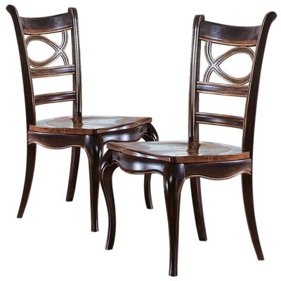 Hooker Furniture Preston Ridge Oval Back Side Chair