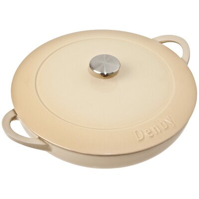 Cook and Dine Barley 4.02-qt. Round Casserole by Denby