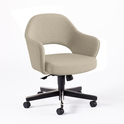 Knoll ® Saarinen Conference Armchair with Casters