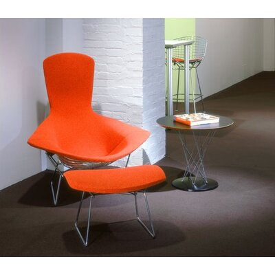 Knoll Bertoia Bird Chair With Full Cover Reviews Wayfair