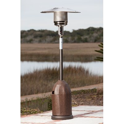 All Weather Propane Patio Heater by Fire Sense