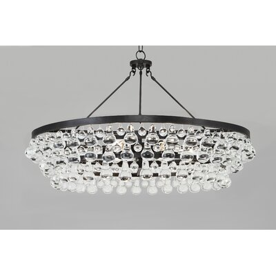 Bling 6 Light Chandelier Product Photo
