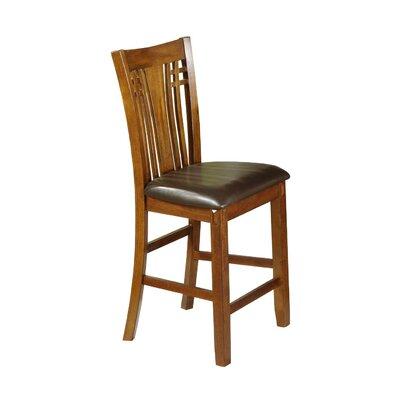 "Winners Only, Inc. Zahara 26"" Bar Stool with Cushion"