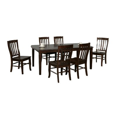 Winners Only Inc Santa Fe 7 Piece Dining Set Reviews Wayfair