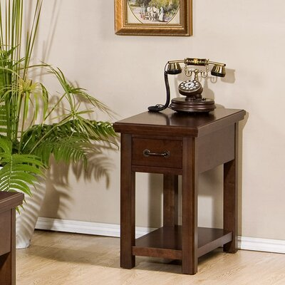 Willow Creek Chairside Table by Winners Only, Inc.