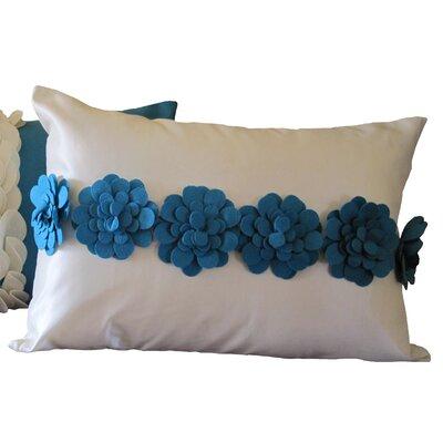 Breezy Wave Lumbar Pillow by Debage Inc.
