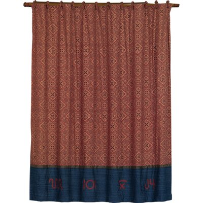 Wrangler Shower Curtain by HiEnd Accents