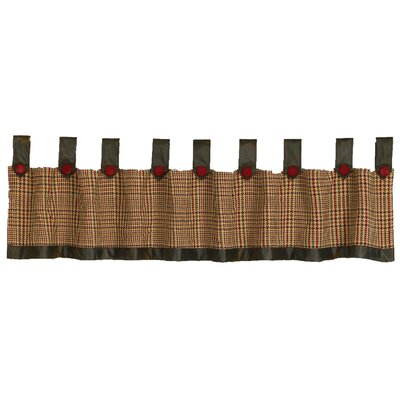 "HiEnd Accents Tahoe 84"" Curtain Valance"