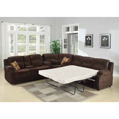 Tracy Symmetrical Sectional by AC Pacific