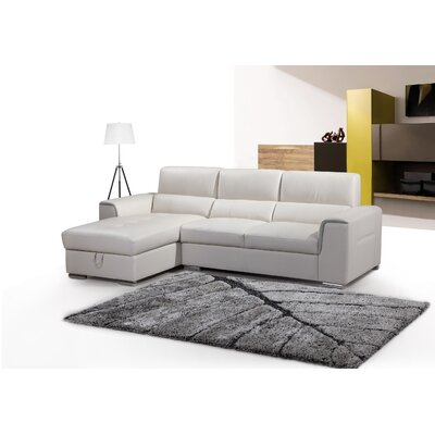 Left Hand Facing Sectional by AC Pacific