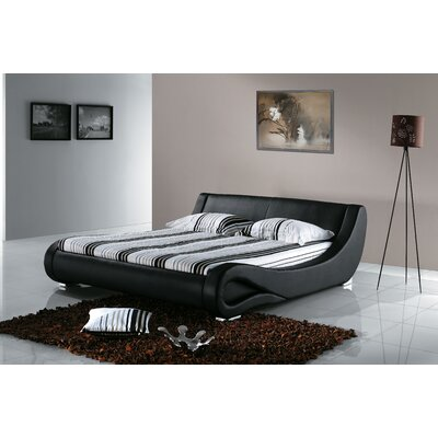 Queen Sleigh Bed by AC Pacific