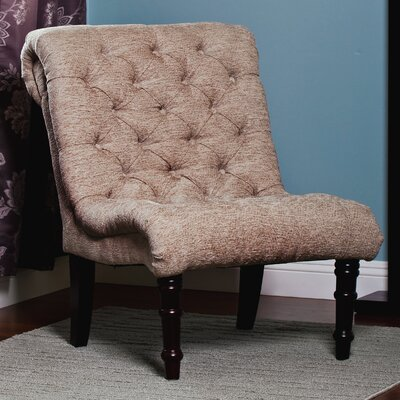Liz Slipper Chair by AC Pacific