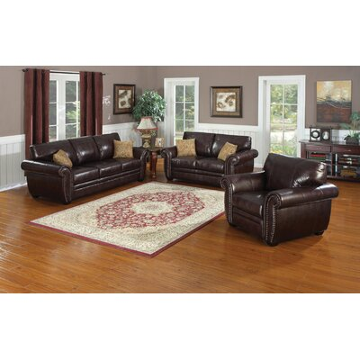 AC Pacific Louis Living Room Collection
