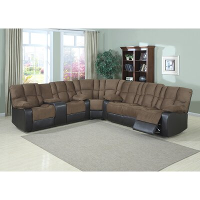 David Symmetrical Sectional by AC Pacific