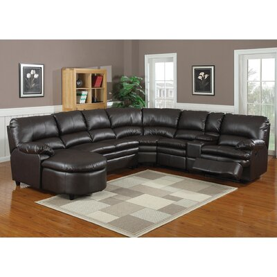 Nicole Symmetrical Sectional by AC Pacific