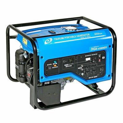 4,500 Watt Generator by Tsurumi